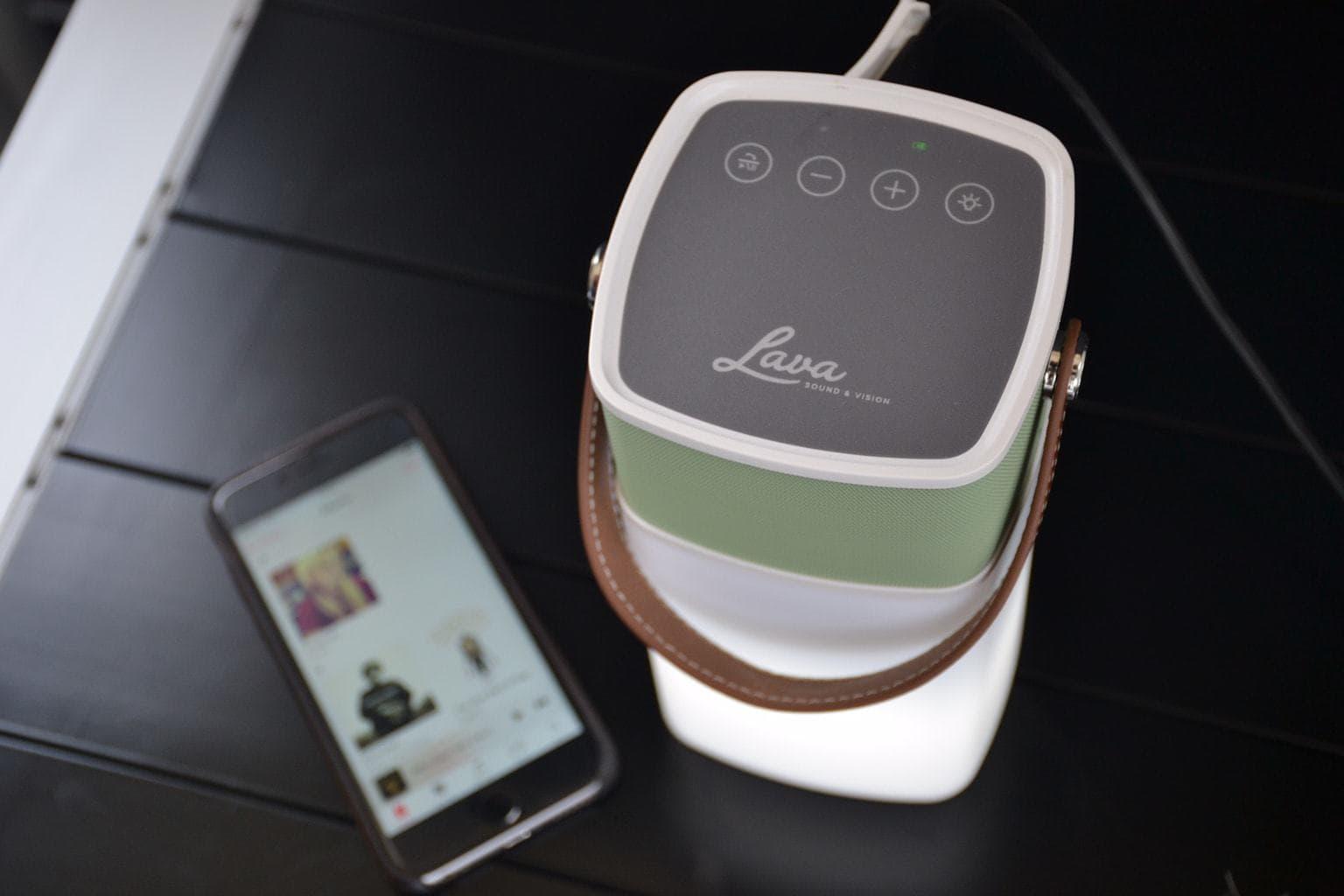 Review: Lava Bright Sounds 2 Portable Speaker www.minitravellers.co.uk
