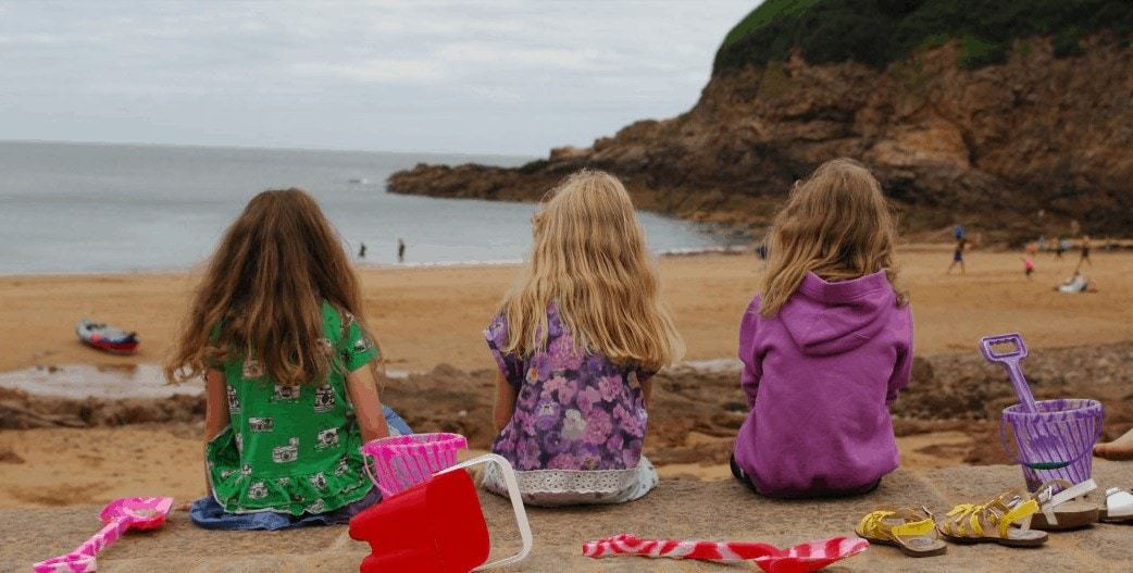 Family Holiday in Jersey