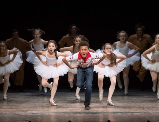 Billy Elliot The Musical | Review www.minitravllers.co.uk