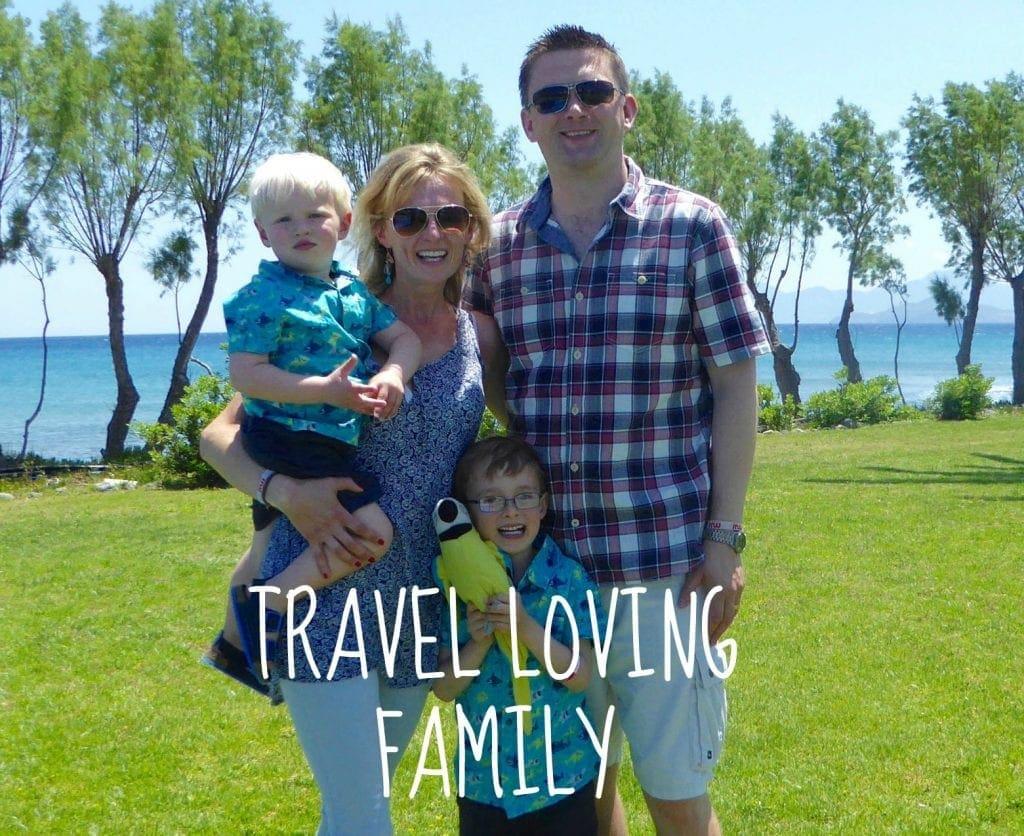Travel Loving Family gravator