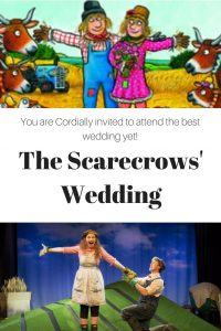 scarecrows' wedding pin www.minitravellers.co.uk