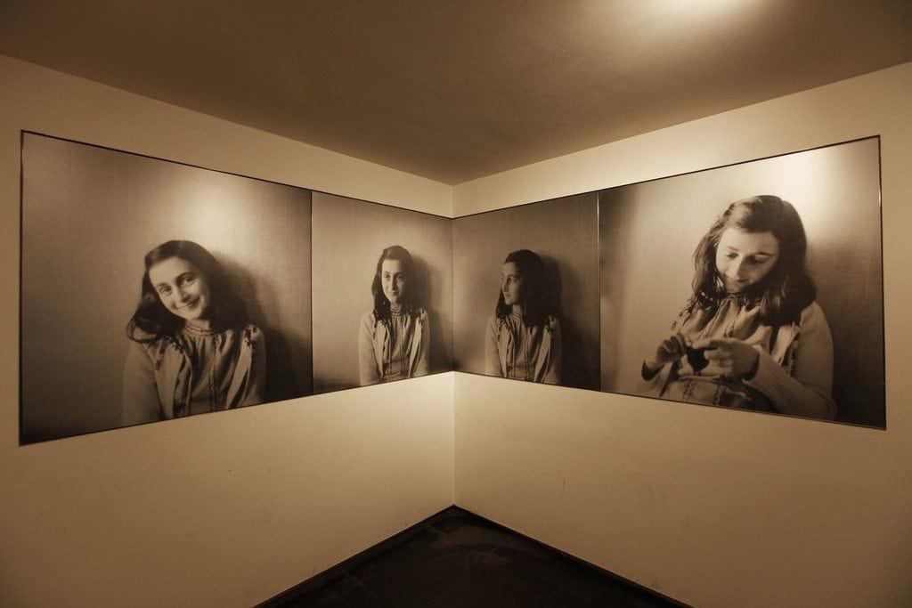 Anne Frank House, Amsterdam www.minitravellers.co.uk