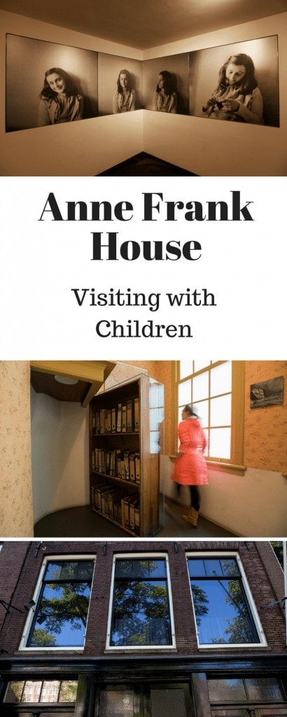 Anne Frank House - Visiting with Children www.minitravellers.co.uk