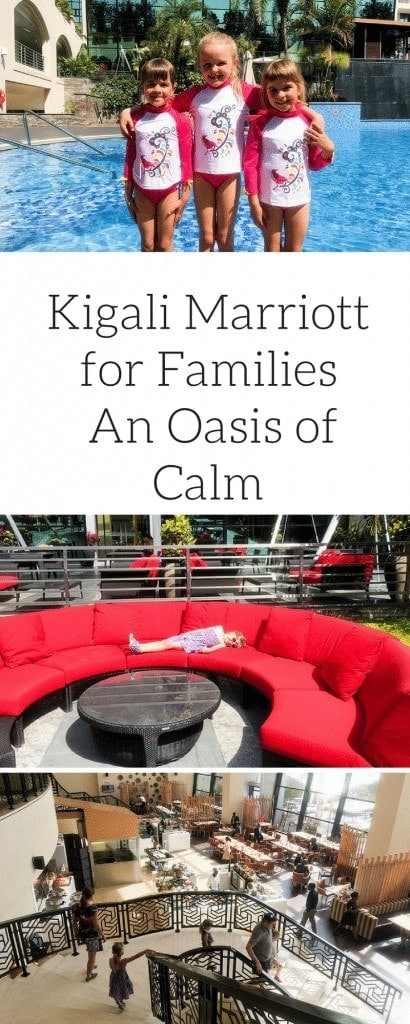 Kigali Marriott for Families - An Oasis of Calm www.minitravellers.co.uk