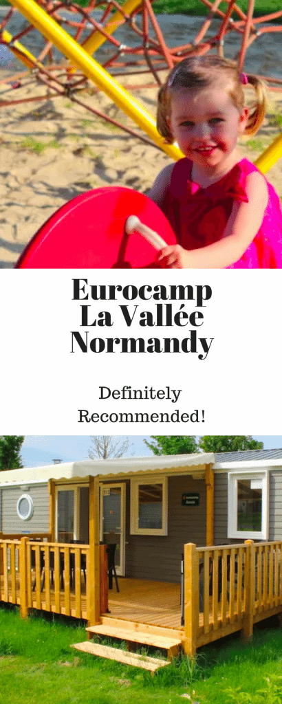 La Vallée in Normandy with Eurocamp www.minitravellers.co.uk