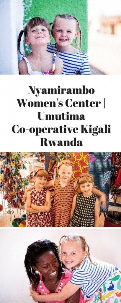 Nyamirambo Women's Center - Umutima Co-operative Kigali Rwanda www.minitravellers.co.uk