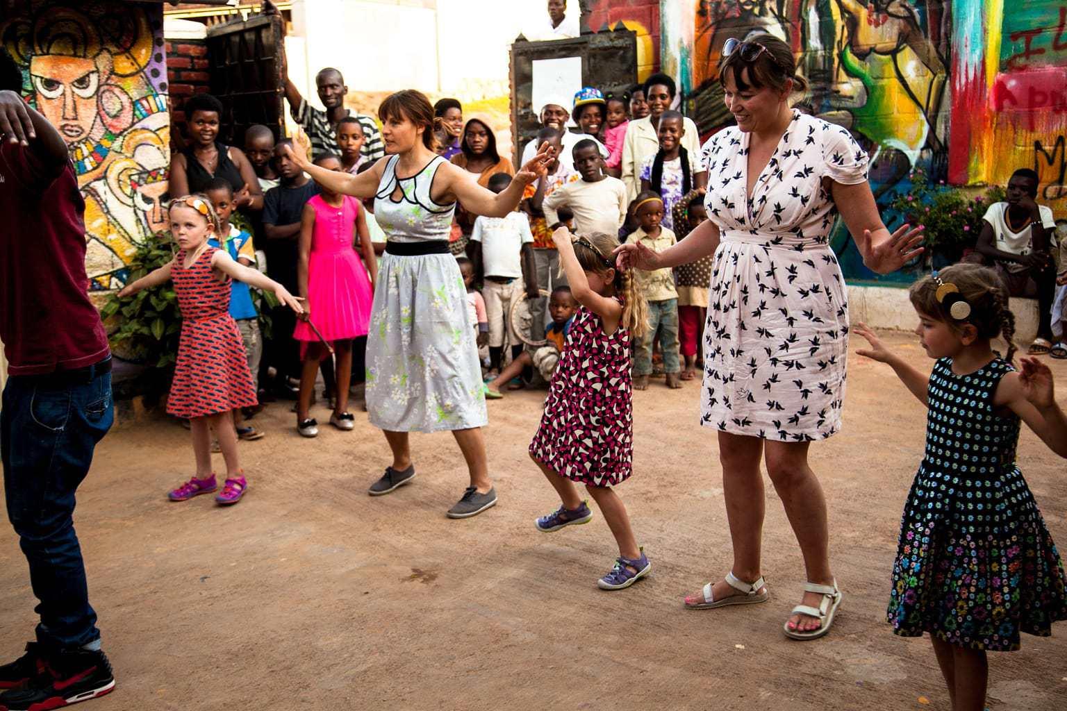Community Day at Niyo Cultural Centre, Kigali | Photo Heavy Post!