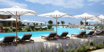 5 Reasons I Loved Sani Dunes | Sani Resort, Greece www.minitravellers.co.uk