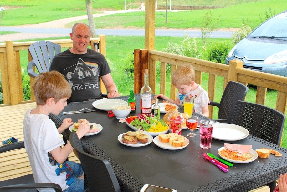 Family Holiday at La Vallée in Normandy with Eurocamp www.minitravellers.co.uk