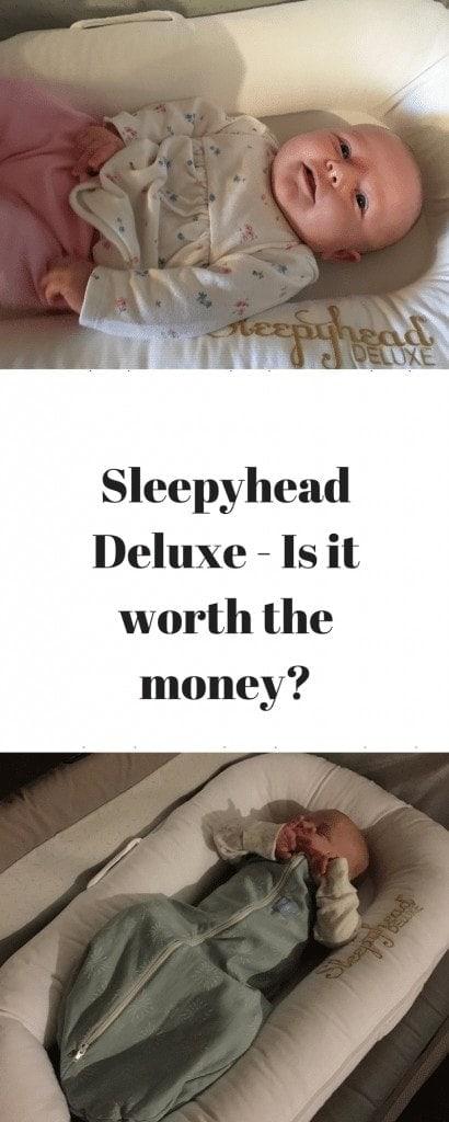Sleepyhead Deluxe - Is it worth the money-www.minitravellers.co.uk
