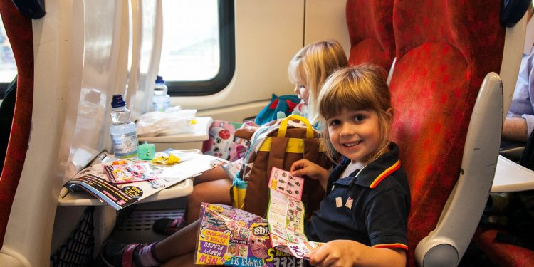 Travelling with Children | Is it Better by Train? www.minitravellers.co.uk
