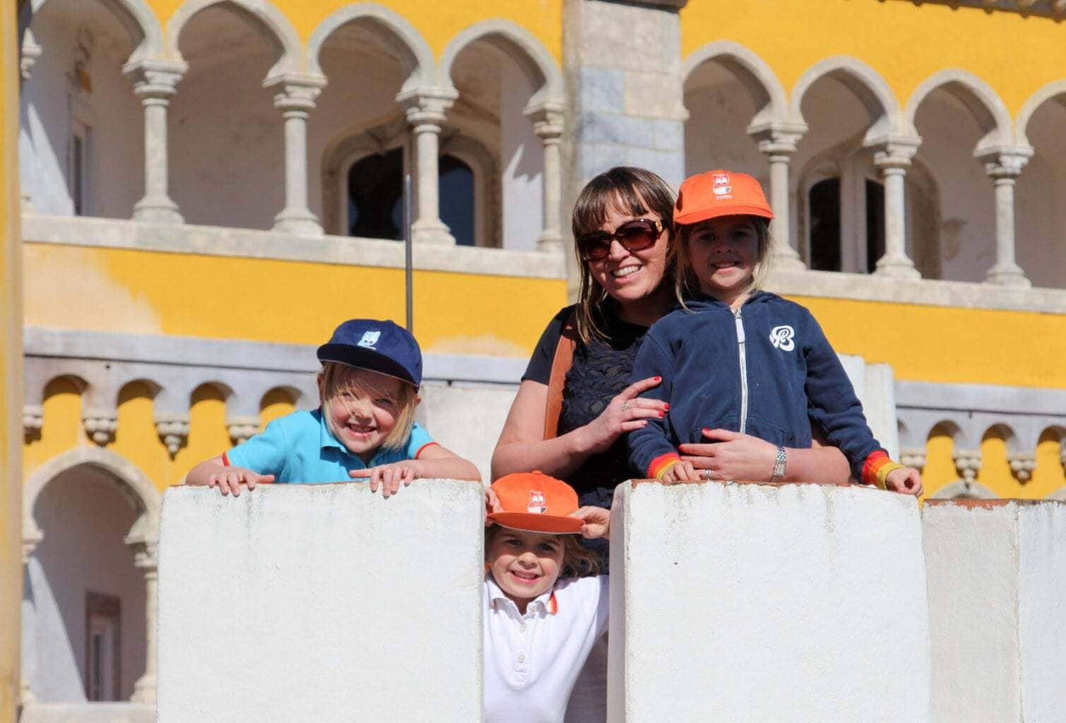The Pena Palace in Sintra with Kids – A Fairytale Destination