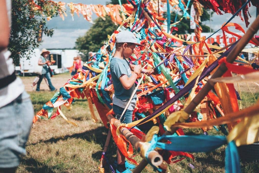 Cornbury Festival 2017 | Family Friendly Festival www.minitravellers.co.uk