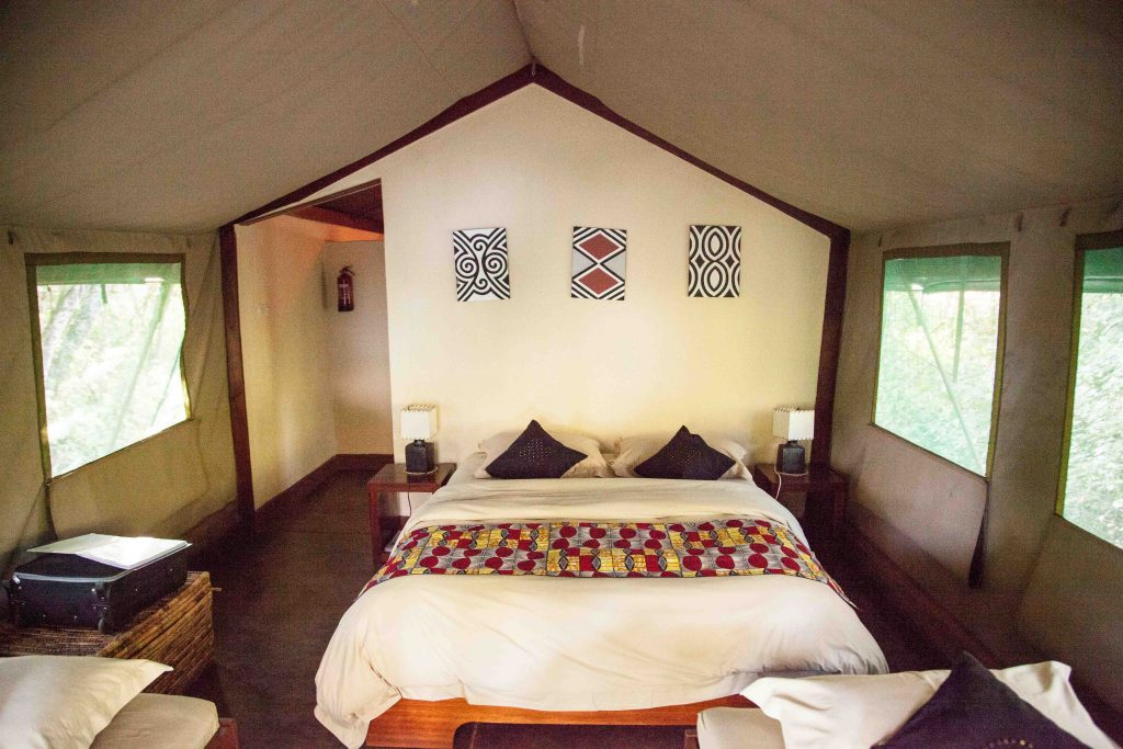 Ruzizi Tented Lodge | Akagera National Park www.minitravellers.co.uk