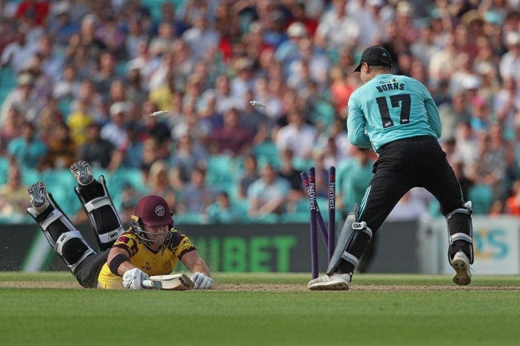 London's Summer Showtime: T20 Cricket At Kia Oval
