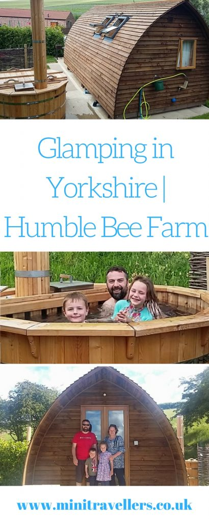 Glamping in Yorkshire | Humble Bee Farm