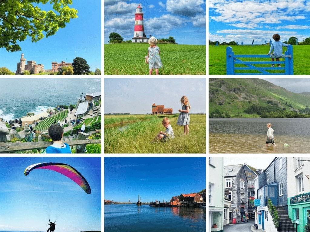 #UKexplore June www.minitravellers.co.uk
