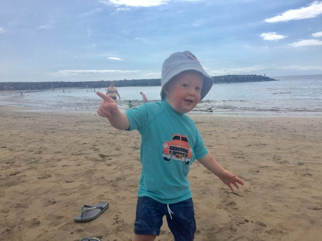 How to Enjoy a Holiday with Toddlers and Actually Get a Break www.minitravellers.co.uk