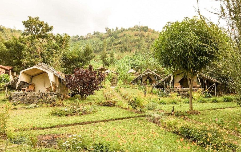 Inzu Lodge   Accommodation in Gisenyi Rwanda