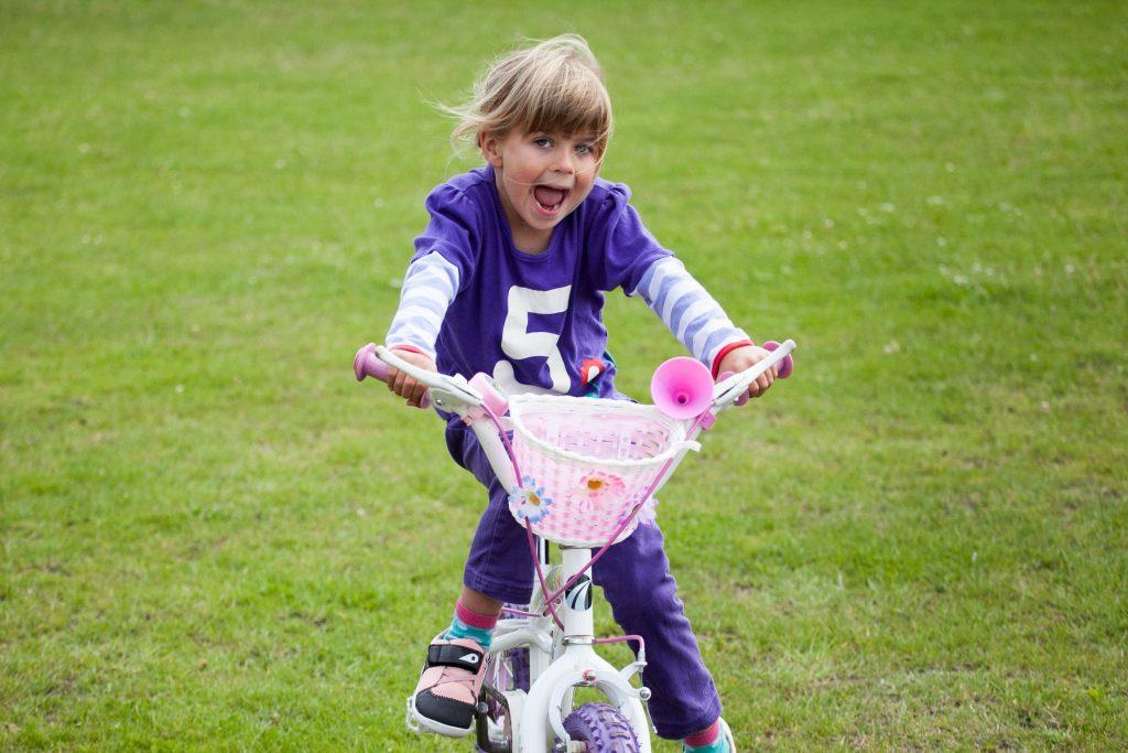 Biking in Bobux www.minitravellers.co.uk
