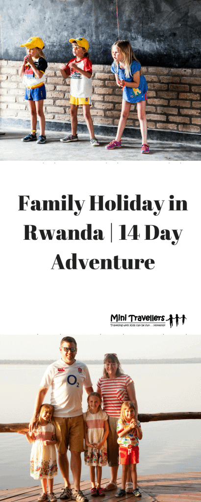 Family Holiday in Rwanda - 14 Day Adventure www.minitravellers.co.uk