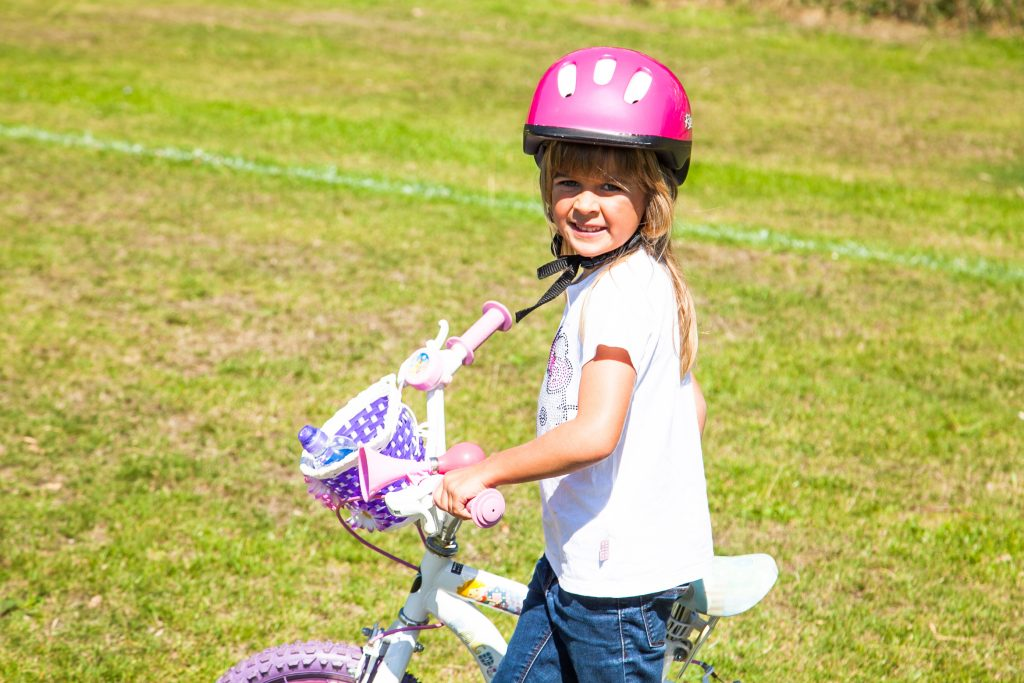 Learning to Ride a Bike   #BraveByNature www.minitravellers.co.uk