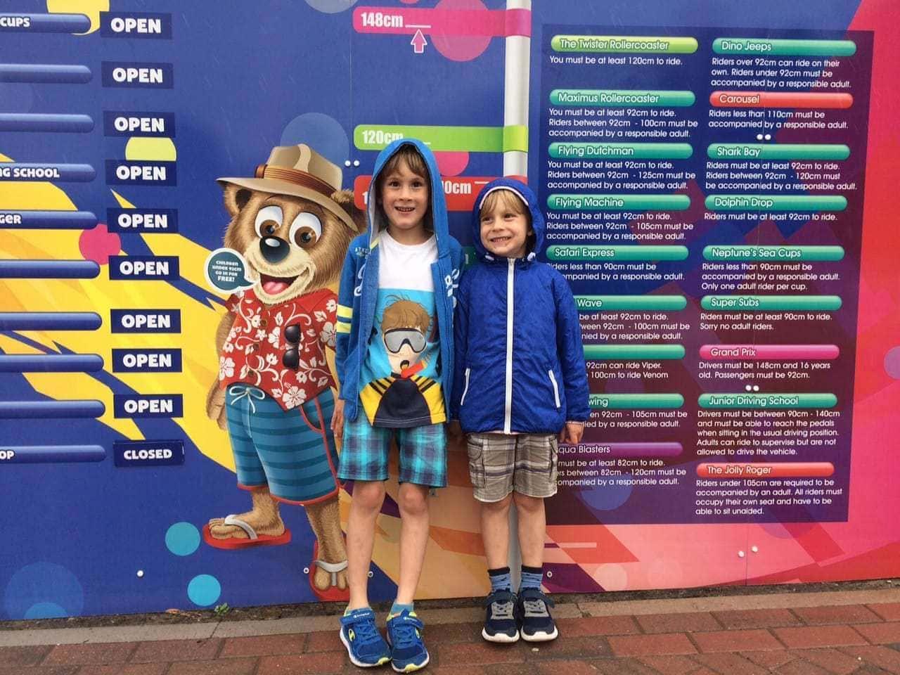 Crealy Adventure Theme Park, Devon – Fun Across the Generations