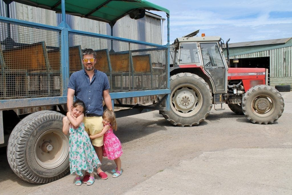 Noah's Ark Zoo Farm Review | Family Fun in Bristol www.minitravellers.co.uk