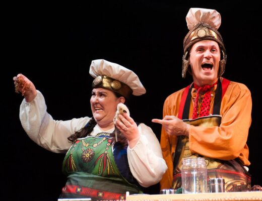 Horrible Histories: The Best of Barmy Britain | The Birmingham Stage Company