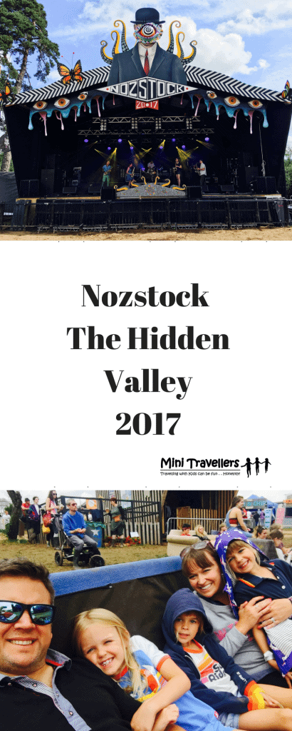 Nozstock The Hidden Valley | Family Friendly Festival www.minitravellers.co.uk
