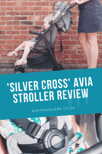 Silver Cross Avia Stroller Review