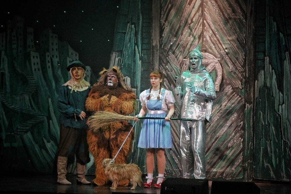 The Wizard of Oz | The Plaza Stockport