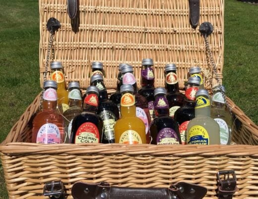 Fentimans Botanical Summer Drinks - Perfect for Picnics