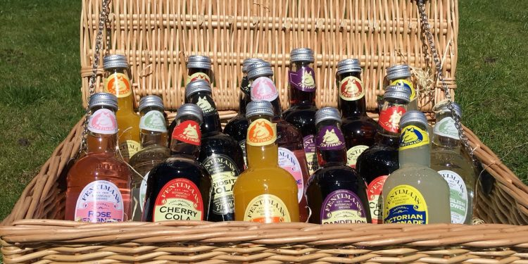 Fentimans Botanical Summer Drinks - Perfect for Picnics
