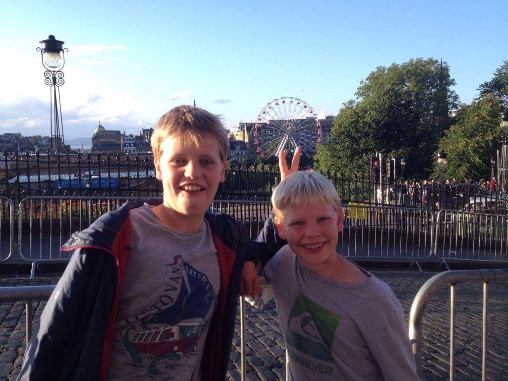 How Child Friendly is the Edinburgh Fringe Festival?