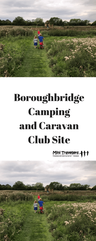 Boroughbridge Camping and Caravan Club