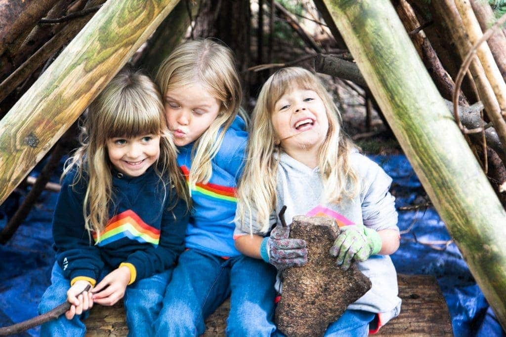 Family Den Building and Decorating at Center Parcs