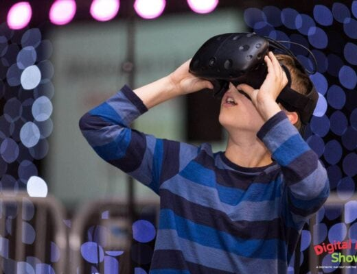 Digital Kids Show is returning this November www.minitravellers.co.uk