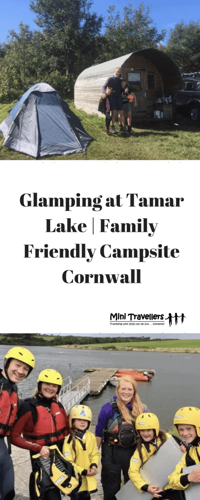 Glamping at Tamar Lake | Family Friendly Campsite Cornwall