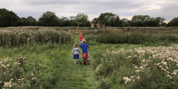 Boroughbridge Camping and Caravan Club Review www.minitravellers.co.uk
