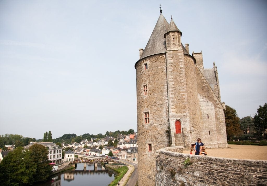 24 Hours in Josselin with Kids | Visit Brittany