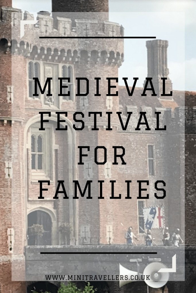 Dos you love festivals and all things Medieval? Then you'll love this Medieval Festival for Families