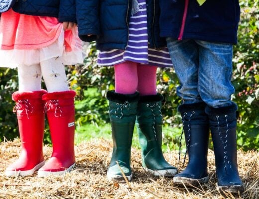 Muddy Puddles Puddleflex Wellies | Not Just Ordinary Wellies www.minitravellers.co.uk