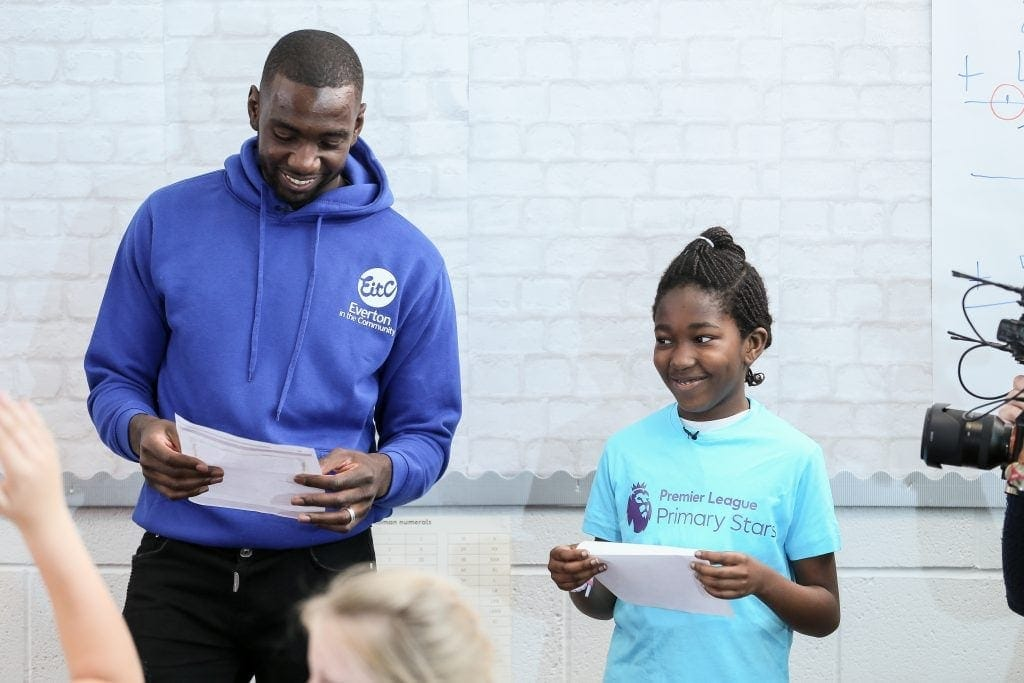 Premier League Writing Stars | A Poetry Competition for Primary School Children www.minitravellers.co.uk