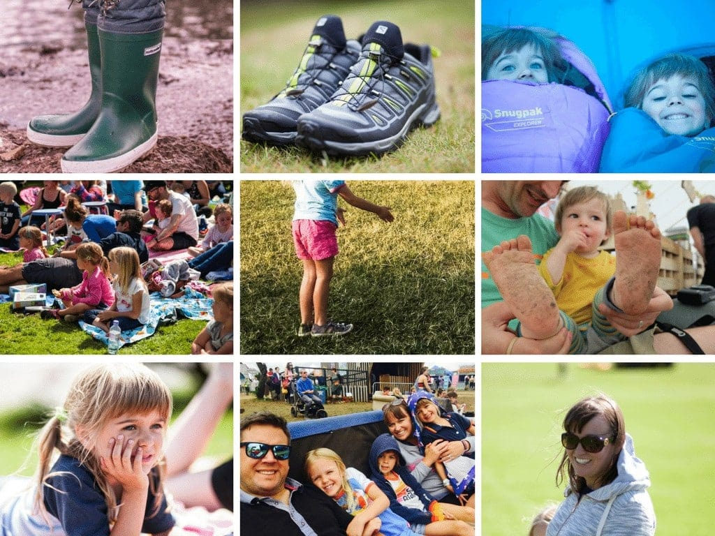 Ultimate Family Camping Packing List www.minitravellers.co.uk