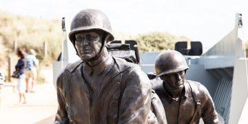 Utah Beach D-Day Museum | Sainte-Marie-du-Mont, France www.minitravellers.co.uk