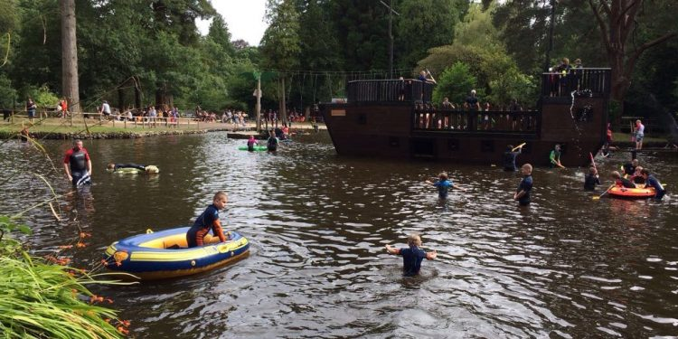 River Dart Country Park – Our Favourite Day Out in Devon! www.minitravellers.co.uk