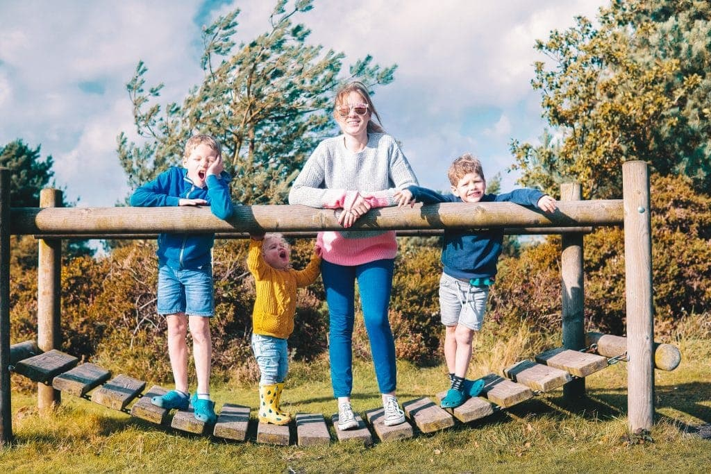 Kelling Heath Holiday Park, Norfolk | Long Weekend with Kids www.minitravellers.co.uk