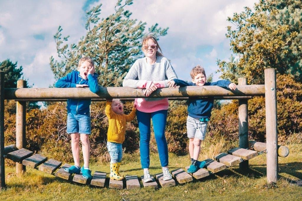 Kelling Heath Holiday Park, Norfolk   Long Weekend with Kids www.minitravellers.co.uk