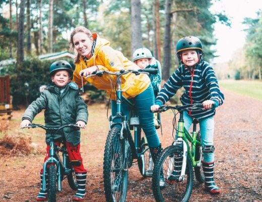 Kelling Heath Holiday Park, Norfolk | Long Weekend with Kids www.minitravellers.co.uk